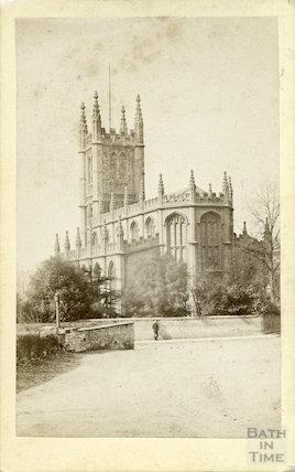 St Mary the Virgin, Bathwick, pre.1874