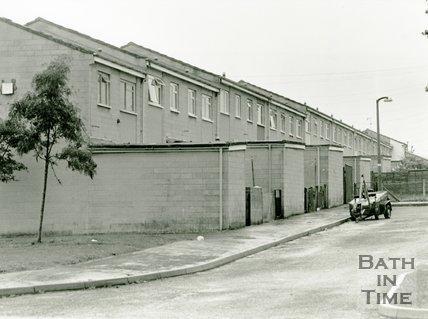 Blagdon Park, Southdown, Bath, June 1991