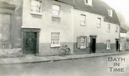 Prospect Place, Weston, Bath, c.1930s
