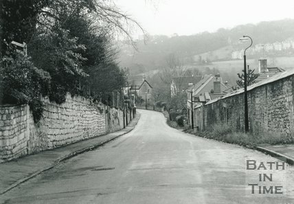 Greenway Lane, Bath, c.1993