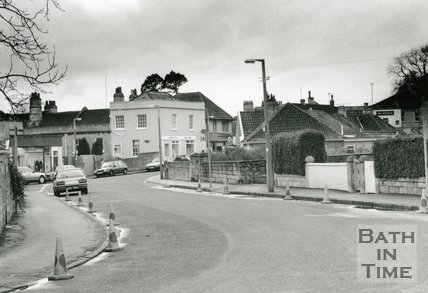 Combe Road, Combe Down, c.1993