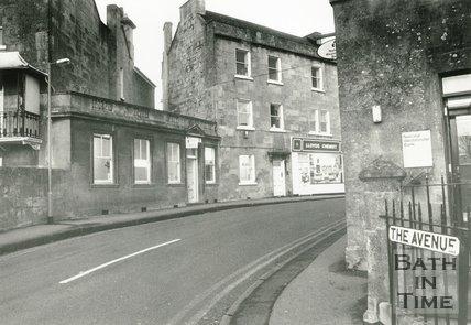 The Avenue, Combe Down, Bath, c.1993