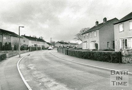 Combe Road, Combe Down, Bath, c.1993