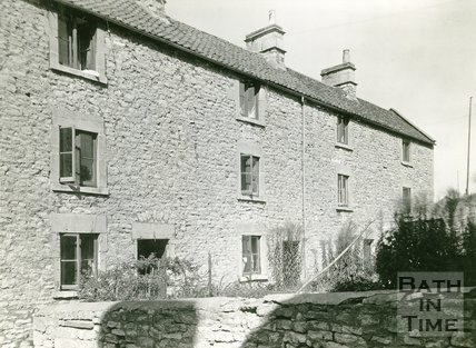 Waterloo Buildings, West Twerton, c.1950s