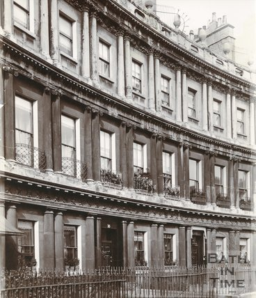 15 to 17, The Circus, Bath c.1903