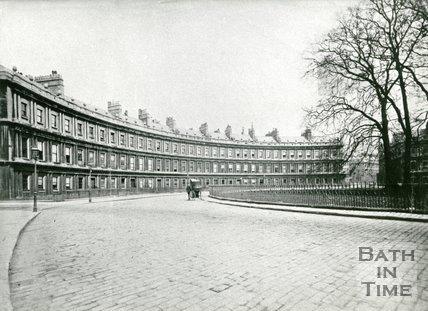 The Circus, Bath, c.1900