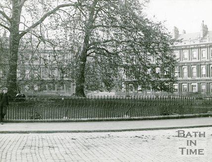 The Circus, Bath, c.1895