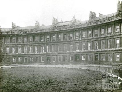 The Circus, Bath, c.1930s