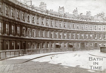 11 to 17, The Circus, Bath 1901