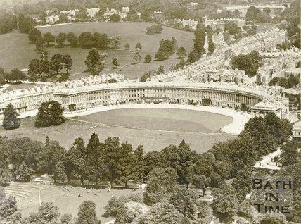1949 The Royal Crescent, Bath