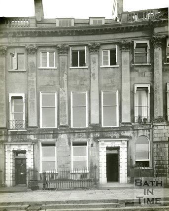 Nos. 14 and 15 Camden Crescent, Bath, c.1970s