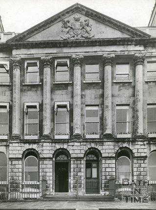 Camden Crescent, Bath, c.1930s