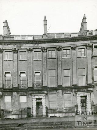 Nos. 14 & 15 Camden Crescent, Bath, c.1930s