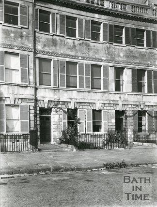 8, 9 Lansdown Crescent, Bath c.1950s?