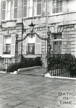 9, Lansdown Crescent, Bath, c.1950s
