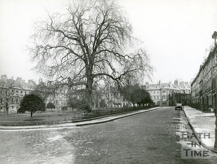 St. James's Square, Bath, c.1930s