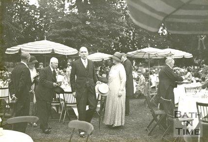 The mayoral garden party, Royal Victoria Park, June 20 1929