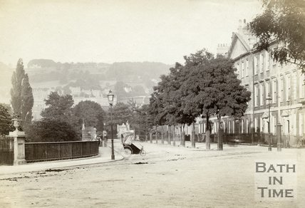 North Parade c.1890
