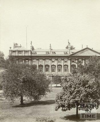 Queen Square, c.1890