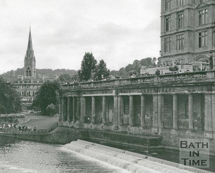 Grand Parade, Bath, c.1998