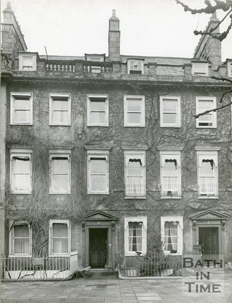 Nos 2, 3 South Parade, Bath, c.1920s