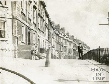 Walcot Parade, Bath, c.1950s