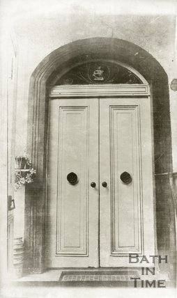 Unidentified doorway, c.1960s
