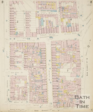 1902 Page 2 Goad Insurance Map of Bath