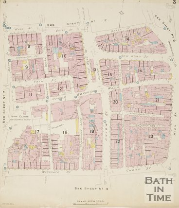 1902 Page 3 Goad Insurance Map of Bath