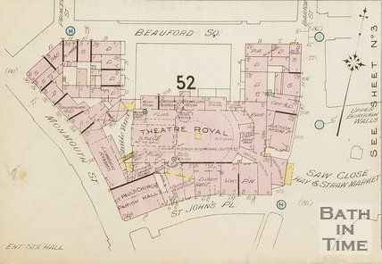 1902 Page 7c Goad Insurance Map of Bath