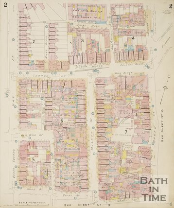 1930 Page 2 Goad Insurance Map of Bath