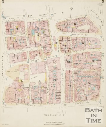 1930 Page 3 Goad Insurance Map of Bath