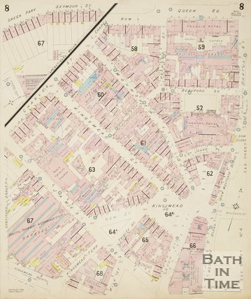 1936 Page 8 Goad Insurance Map of Bath