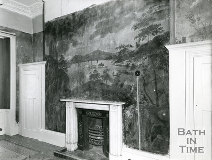 Wall Mural, No.39, Grosvenor Place, Bath