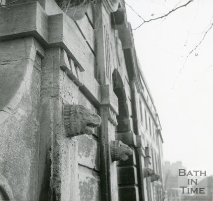 Gateways. Pinch's Folly, Rochford Place, Bathwick Street, Bath 1964