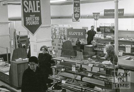 Plummer Roddis, Bath, Last day of trading. February 1971
