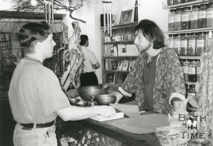 Starchild shop, Bath (Interior), c.1994