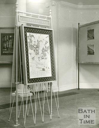 Bath Architecture Exhibition, 1951