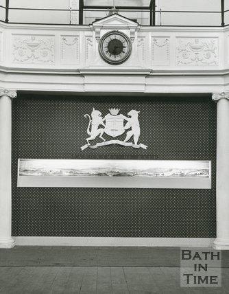 Bath Architecture Exhibition, The Octagon Chapel, Milsom Street, Bath, 1951