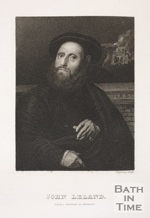 Portrait of John Leland