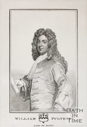 Portrait of William Pulteney, Earl of Bath, c.1732