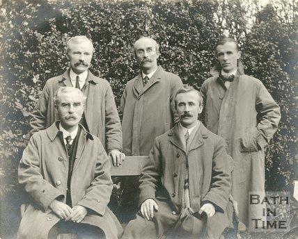 The Horstmann Family, c.1910?