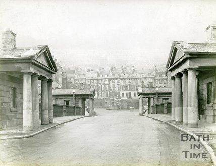 Cleveland Bridge, Bath, c.1920s