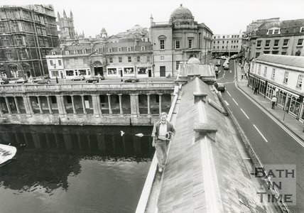 Pulteney Bridge, Bath, 1992