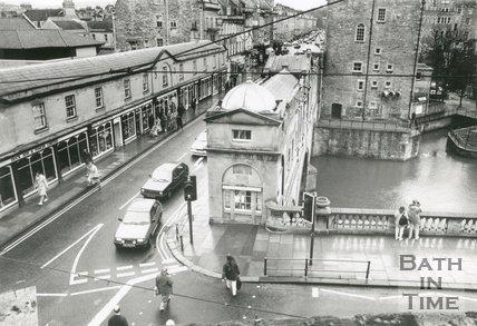 Pulteney Bridge, Bath, 1992