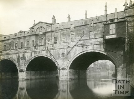 Pulteney Bridge, Bath, c.1920s
