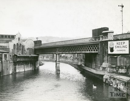 Skew Bridge, Bath, c.1960s