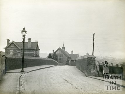 Brook Road Bridge, Bath, c.1920s