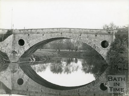 The Newbridge, Bath, c.1950s?