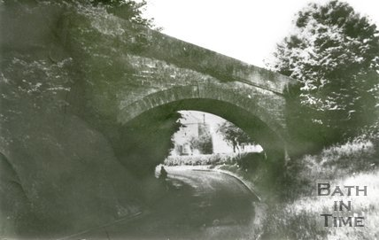 Dry Arch Bridge, Warminster Road, Bathampton pre-1960
